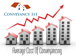 Average Cost of Conveyancing