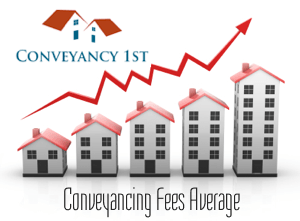 Conveyancing Fees Average