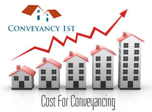 Cost for Conveyancing