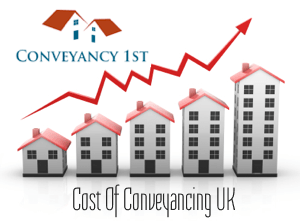 Cost of Conveyancing UK