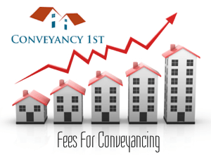 Fees for Conveyancing