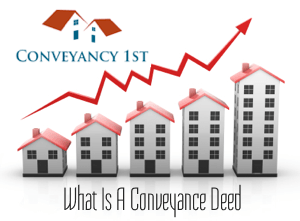 What is a Conveyance Deed